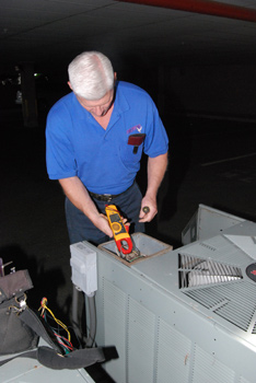Commercial Heating Repair and Replacement