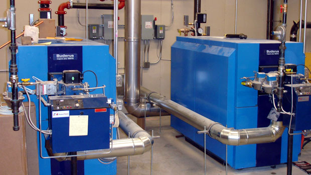 Commercial Boiler Repair and Installation