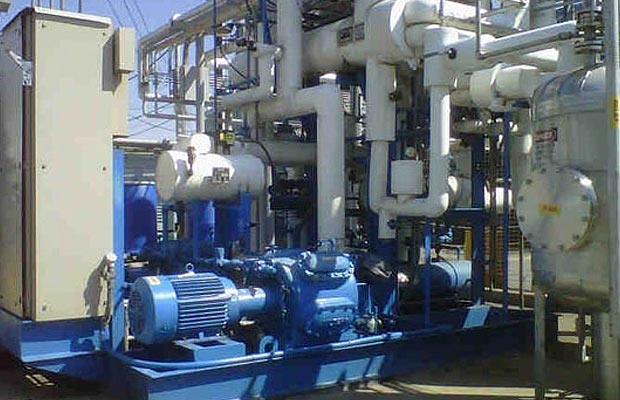 Commercial Rooftop HVAC Heating Systems