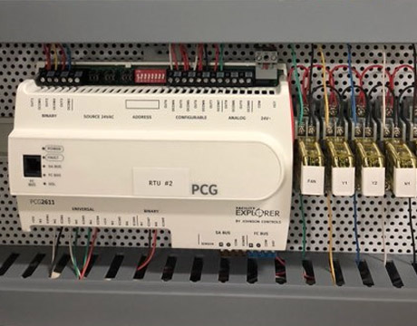 Commercial Building Automation