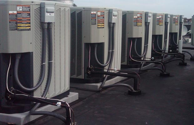 Commercial Rooftop Air Conditioning
