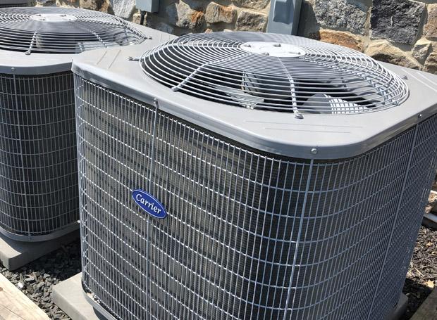 Commercial Heat Pump Split Cooling System