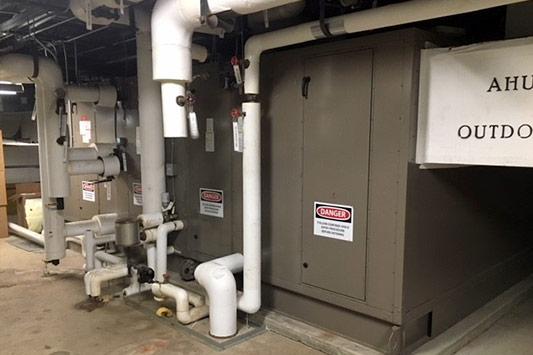 Industrial HVAC Company